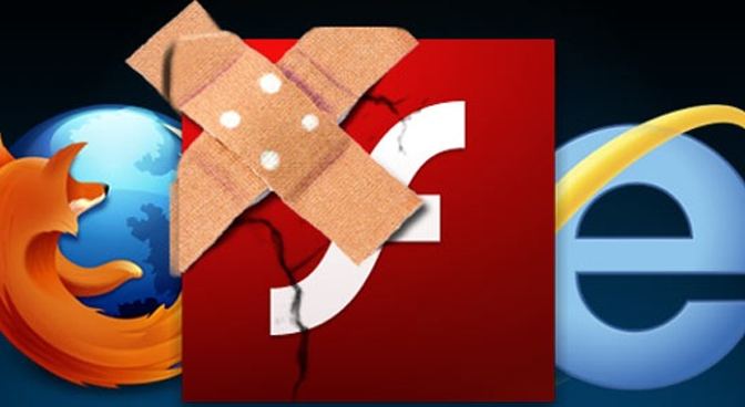 Schwere Lücke in Flash Player