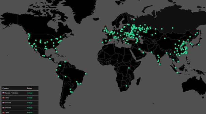 Cyberattacke Weltweit